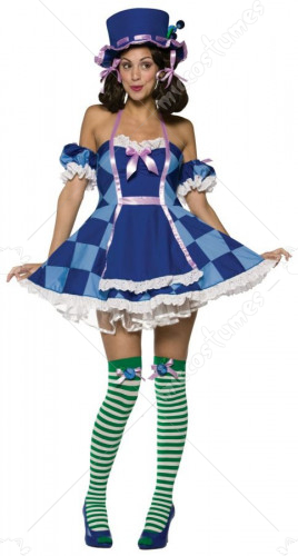 Blueberry Muffin Adult Costume