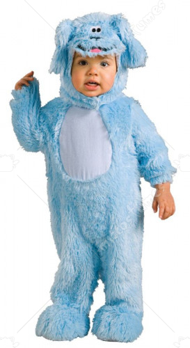 Blues Clues Blue Romper Toddler Costume