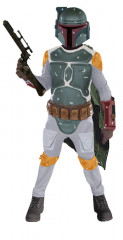 Star Wars Boba Fett Child Deluxe Costume