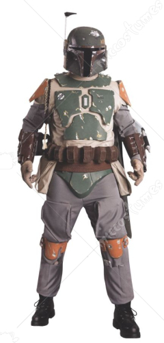 Boba Fett Supreme Adult Costume