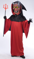 Bobble Head Adult Devil Adult Costume