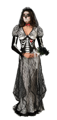 Boneyard Bride Costume