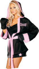 Boxer Girl Adult Costume