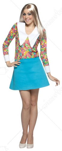 Brady Bunch Marcia Brady Adult Costume