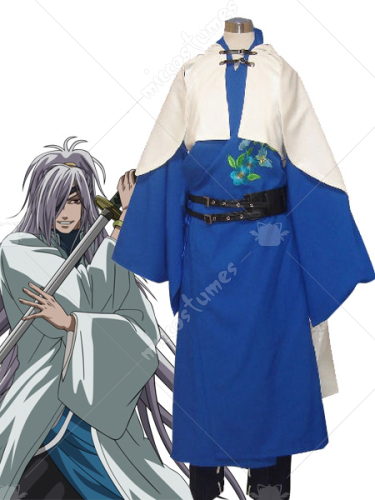 Brave 10 Date Masamune Cosplay Costume