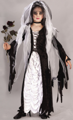Bride of Darkness Child Costume