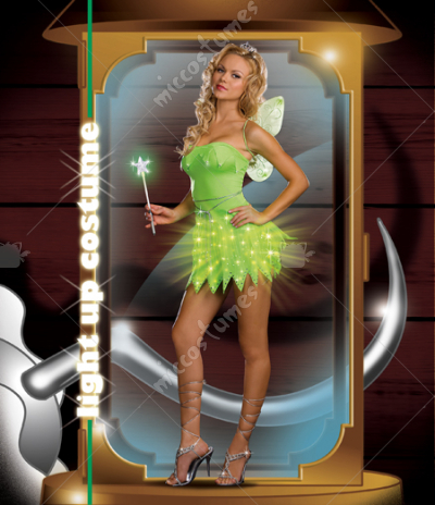 Bright Sprite Adult Costume