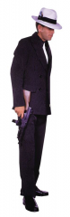 Brown Gangster Suit Adult Costume