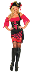 Buccaneer Babe Adult Costume