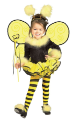 Bumblebee Child Costume