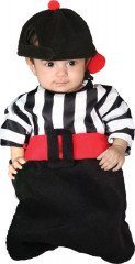 Bunting Foul With Hat Infant Costume