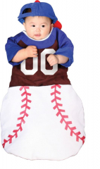 Bunting Home Run Infant Costume