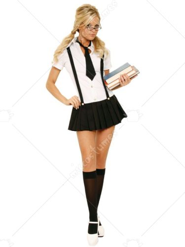 Business School Girl Adult costume