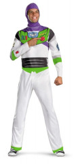 Buzz Lightyear Classic Plus Size Adult Costume