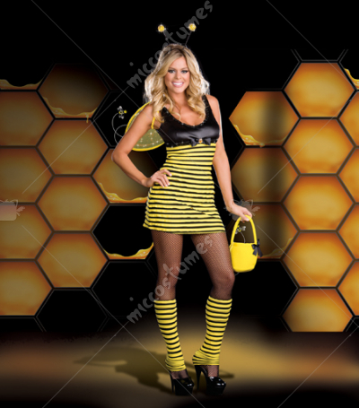 Buzzin Around Adult Costume