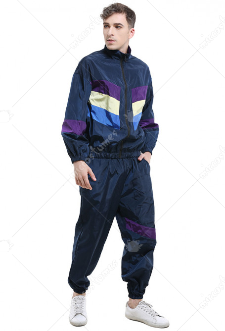80s sportswear