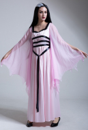 Lily Monster Vampire Matriarch Cosplay Costume Women Dress Nightgown for Halloween