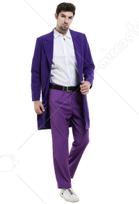 Adult Mens Costume Overcoat For Halloween and DIY Cosplay