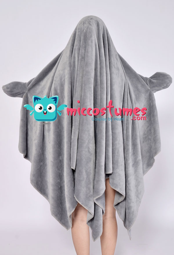 Erwachsene und Kinder Geist Decke Kostüm für Halloween