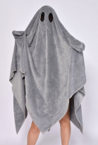 Adults and Kids Ghost Blanket Costume for Halloween