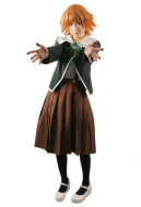 Dangan Ronpa Fujisaki Chihiro Cosplay Costume