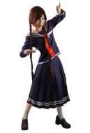Dangan Ronpa Touko Fukawa Cosplay Costume