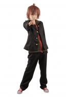 Dangan Ronpa Naegi Makoto Cosplay Costume