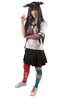 Super Dangan Ronpa 2 Ibuki Mioda Cosplay Costume