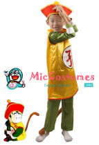 Dragon Ball Gohan Kid Cosplay Costume