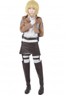 Attack on Titan Armin Arlert Cosplay Costume