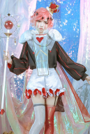 Alice in Wonderland Laser Boy The Red Queen Cosplay Costume