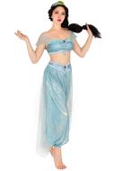 Princess of Agrabah Cosplay Costume Inspired by Princess Jasmine