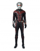 Super Hero Antman Upgraded Fullset Cosplay Costume Inspired by Ant-Man and the Wasp Order to Made (Not Including the Helmet)