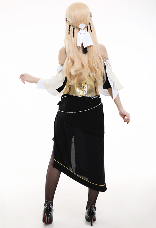 Atelier Ryza 2 Lost Legends the Secret Fairy Klaudia Valentz Cosplay Kostüm