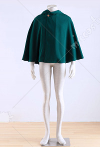Attack on Titan Survey Corps Cosplay Cloak