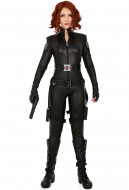 Exclusive Superheroine Cosplay Costume Bodysuit Inspired by Black Widow