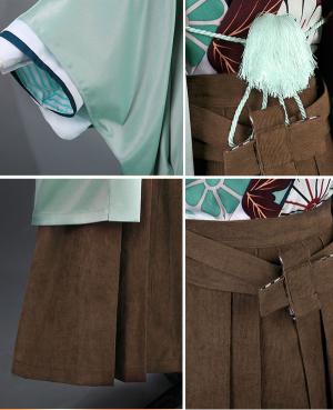 Black Butler Ciel Phantomhive Funtom Cafe Kimono Anime Cosplay Costume