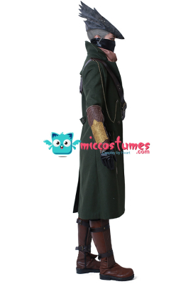 Bloodborne The Hunter Cosplay Costume