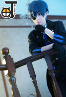 Cat3dm Black Butler Ciel Cosplay Costume