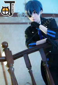Cat3dm Black Butler Ciel Cosplay Costume