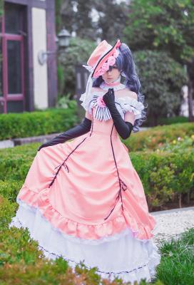 Cat3dm Black Butler Ciel Female Cosplay Costume
