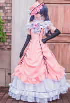 Cat3dm Black Butler Costume de Cosplay Ciel pour Femme