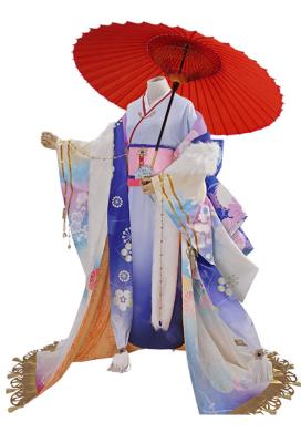 Delusion Black Butler x Dream100 Ciel Phantomhive Moon Awakening Cosplay Kimono