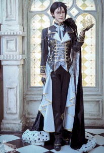Delusion Black Butler x Dream100 Sebastián Michaelis Sun Rise Awakening Male Cosplay Costume