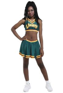 Bring It On Cheerleader Clovers Cosplay Costume Uniform , $29.99 (was $74.98)