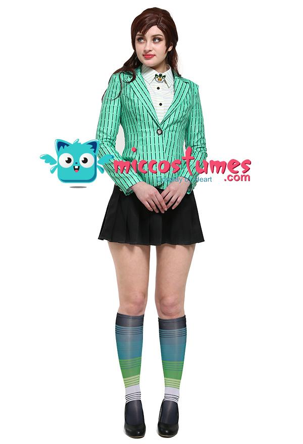Heathers The Musical Heather Duke Cosplay Uniform Kostüm