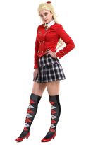 Heathers The Musical Heather Chandler Cosplay Uniform Costume
