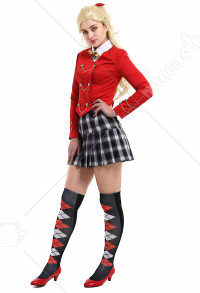 Heathers The Musical Heather Chandler Cosplay traje de uniforme