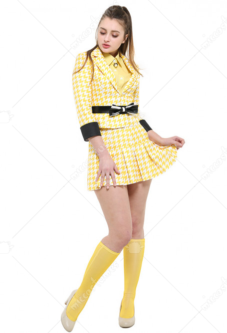 Heathers The Musical Heather McNamara Cosplay Uniform Costume Outfit
