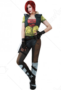 Borderlands Lilith Cosplay Costume